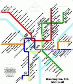 схема метро fallout 3